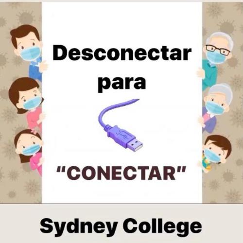 """Desconectar para """"Conectar"""""""